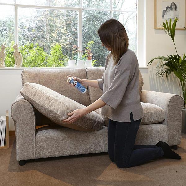 Kết quả hình ảnh cho sofa bị bụi làm sao